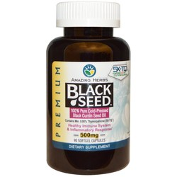 Amazing Herbs Black Seed Oil