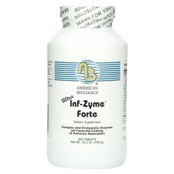 American Biologics Ultra Inf-Zyme Forte