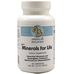 American Biologics Minerals For Life