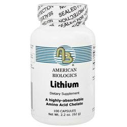 American Biologics Lithium