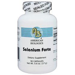 American Biologics Selenium Forte