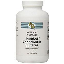 American Biologics Purified Chondroitin Sulfates