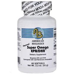 American Biologics Super Omega EPA/DHA