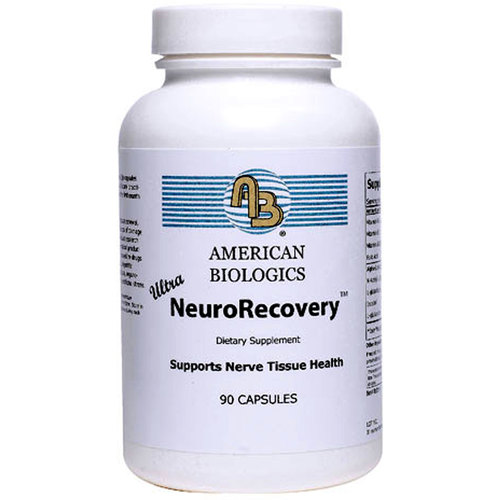 American Biologics NeuroRecovery  - 90 Capsules