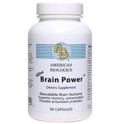 American Biologics Ultra Brain Power