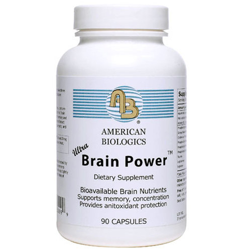 Ultra Brain Power