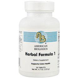 American Biologics Herbal Formula 1