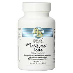 American Biologics Ultra Infla-Zyme Forte
