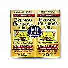 American Health Royal Brittany Evening Primrose Oil 1300 mg (Twin Pack)