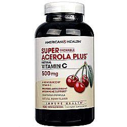 American Health Super Acerola Plus 500 mg