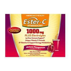 American Health Ester C Effervescent Pomegranate