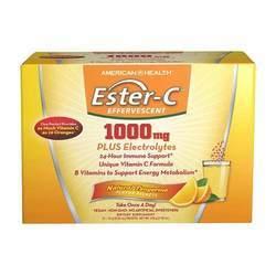 American Health Ester C Effervescent Tangerine