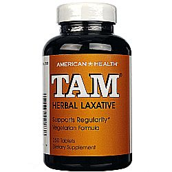 American Health Tam Herbal Laxative