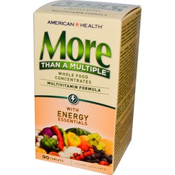 American Health More Than A Multiple with Energy Essentials