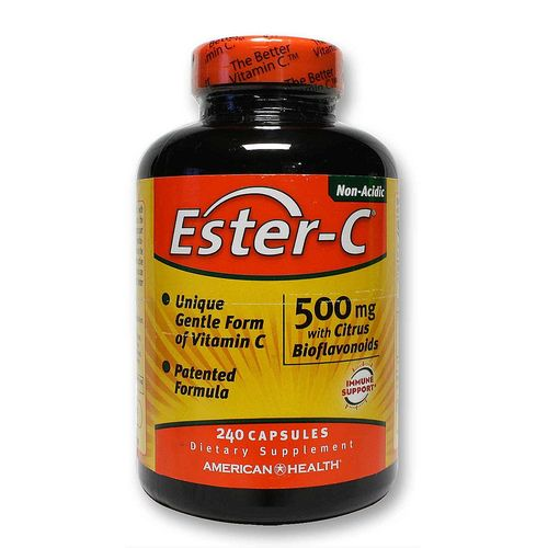 Ester C 500 mg with Citrus Bioflavonoids