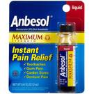 Anbesol Liquid Instant Oral Pain Relief