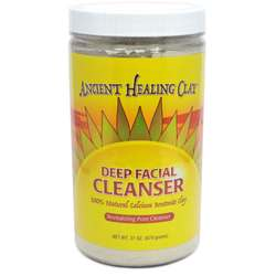 Ancient Healing Clay Deep Facial Cleanser