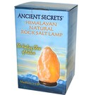 Ancient Secrets Himalayan Natural Rock Salt Lamp