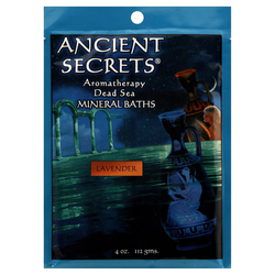 Ancient Secrets Aromatherapy Dead Sea Mineral Baths