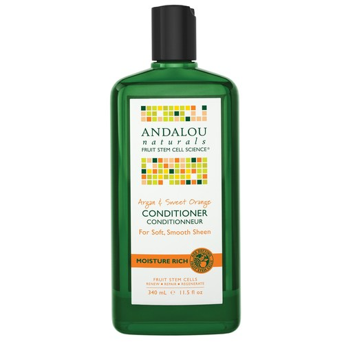 Moisture Rich Argan and Sweet Orange Conditioner