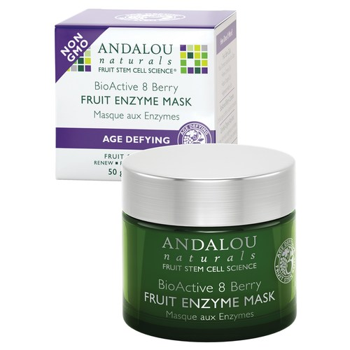 Age Defying BioActive 8 Berry Fruit Enzyme Mask