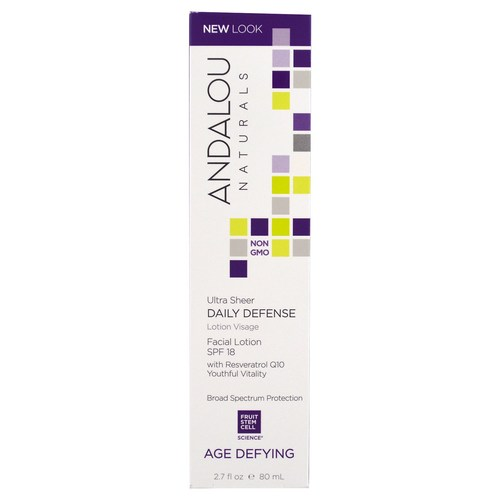 Age Defying Ultra Sheer Daily Defense