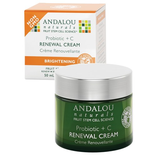 Brightening Probiotic + C Renewal Cream
