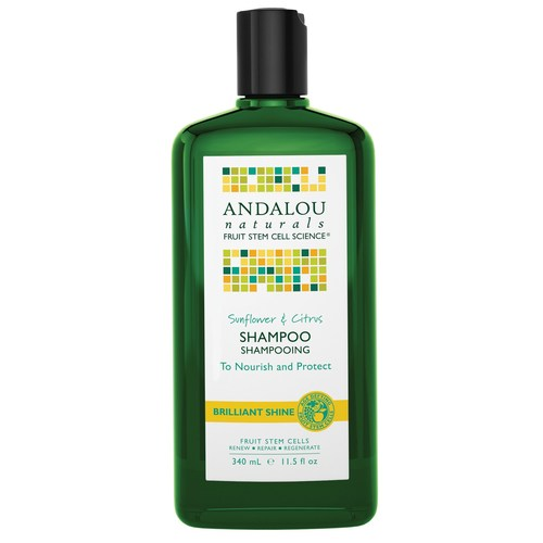 Brilliant Shine Sunflower and Citrus Shampoo