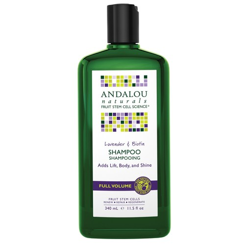 Full Volume Lavender and Biotin Shampoo