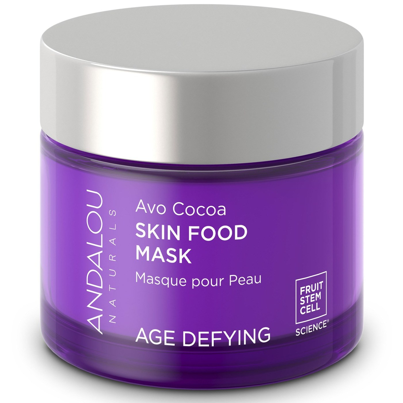 Andalou Naturals Avo Cocoa Mask Review