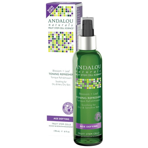 Age Defying Blossom and Leaf Toning Refresher