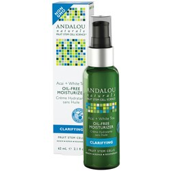 Andalou Naturals Clarifying Acai and White Tea Oil-Free Moisturizer