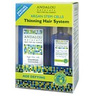 Andalou Naturals Age Defying Argan Stem Cells Thinning Hair System