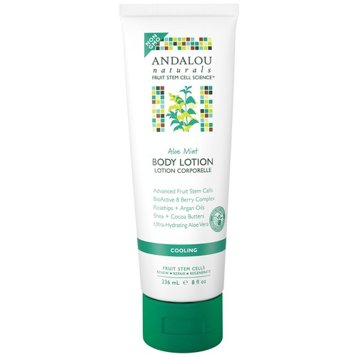 Aloe Mint Cooling Body Lotion