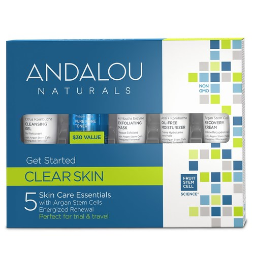 Andalou Naturals Get Started Kit - Clarifying - 5 piece kit - 54554_11.jpg