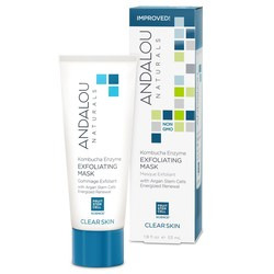 Andalou Naturals Clear Skin Exfoliating Mask