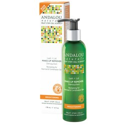 Andalou Naturals Brightening Lash and Lid Make Up Remover