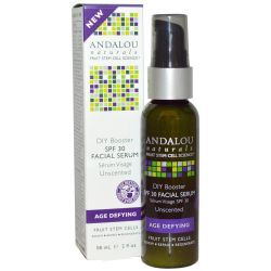 Andalou Naturals DIY Booster SPF 30 Facial Serum