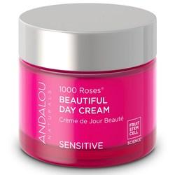 Andalou Naturals Beautiful Day Cream