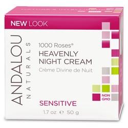Andalou Naturals Heavenly Night Cream