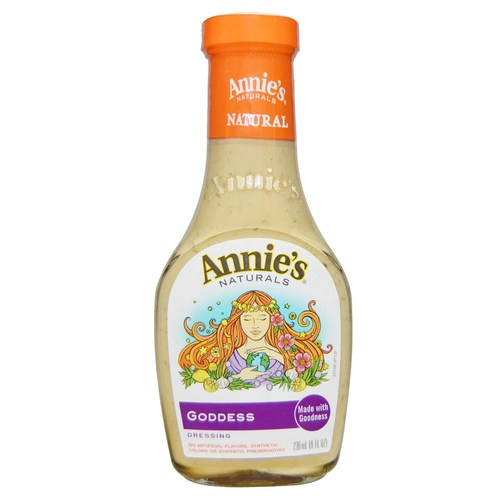Natural Goddess Dressing
