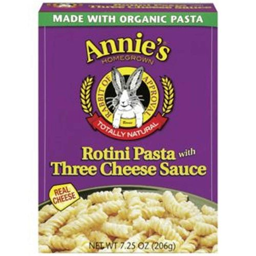 Rotini Pasta with Three Cheese Sauce