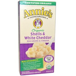 Annies Homegrown Macaroni  Cheese
