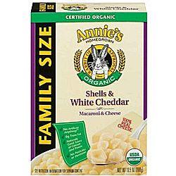 Annies Homegrown Macaroni  Cheese
