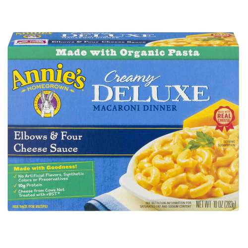 Deluxe Macaroni & Cheese Dinner