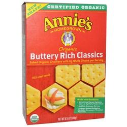 Annies Homegrown Organic Bunny Classics