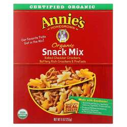 Annies Homegrown Organic Snack Mix Bunnies