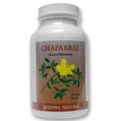 Pure Chaparral 500 mg