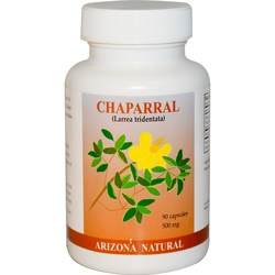 Arizona Natural Pure Chaparral 500 mg