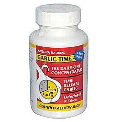 Arizona Natural Garlic Time